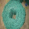 technical PVC coated barbed wire producer and exporter