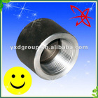 Black Malleable Iron Pipe Caps Manufacturer From Tianjin