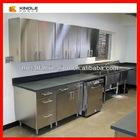 most popular stainless steel kitchen design cabinet