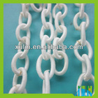 Fashion Coloured Plastic chain for necklace
