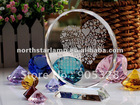 Free shipping Crystal Medal-Pattern designed by customer Mother's Day Gifts
