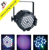 PAR 64 LED RGB light, 36pcs*3W, accept paypal