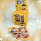 orange fruit belt soft jelly candy BS-7008