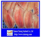 Frozen Fish Skinless Boneless Tilapia Fillets