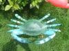 Plastic new design crab for garden decorative