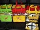 picnic cooler bag with 600D POLYESTER