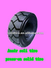 Anair press-on solid tire