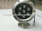 2012 7w led par56 pool lamp/light ip68