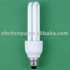 15w 2u cfl bulb energy saving lamp