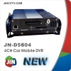 4-Channel H.264 Pentaplex Car CCTV DVR JN-D5604