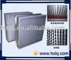 Sub-HEPA filter ( with clapboard)