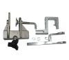 Aluminum table clamp