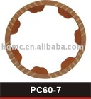 hyundai forklift parts for swing motor Pc60-7
