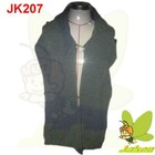 2012 New design Hotsale prints of flowers and beading casual short sleeve for spring and summer Ladies Sweater JK207