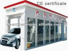 tunnel car washing equipment CE conveyor auto wash machine
