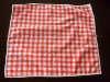 Wholesale New microfiber cloth with grid printed