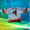 accept custom mesh ice hockey jerseys cheap
