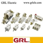 NH series low voltage fuse links and bases