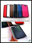 For Samsung Galaxy Note i9220/N7000 Ultra-thin leather case NEW ARRVIAL