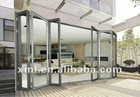 best quality luxury aluminum alloy folding door