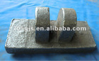 Coal mine machinery parts, supportting seat