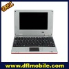 mini laptop 7inch TFT Android2.2 VIA 8650 wifi DV7