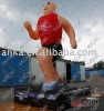Inflatable Model ((runner,cartoon,ANKA)