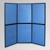 Fabric folding screen,folding bath screen,pvc folding screen