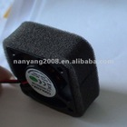 sound absorbing sponge