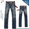 High Quality Designer Men's Jeans New man cowboy 8811#