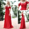 hot sale spaghetti strap red sexy wedding dresses