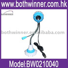 PC camera with microphone&LED