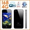 Dual sim cards dual standy F8 i68 4G cheap mobile phone