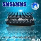 16 ports GSM SMS Modem, RJ45 gsm modem,modem