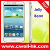 5.5 inch MTK 6577 Android 4.1 Jelly Bean 2013 new cell phone