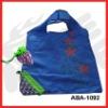 polyester grape shape foldable shopping bag factory