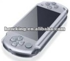 4.3inch 64 bit handheld PMP game player, camera, TF slot