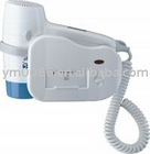 High quality professional wall mounted 110v 220v hair dryer for hotel RCY120-20A