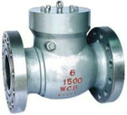 stainless steel industrial flange check valves