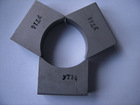 YT15 Hard alloy block/carbide tool bit used for Cutting machine