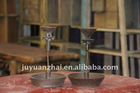 Antique furniture-iron candle stand