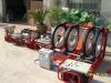 PE Butt Fusion Hydraulic Pressure Welding Machina 400-630