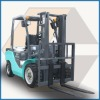 2.5T Diesel Forklift Truck with Chinese Engine Cheap Price