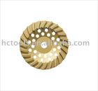 Diamond Cup Grinding Wheel-SEGMENTED TURBO CUP GRINDING WHEEL GRINDING WHEEL