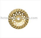 Diamond Cup Grinding Wheel-SEGMENTED TURBO CUP GRINDING WHEEL GRINDING WHEEL