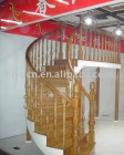 Roman Plain Design Bamboo Stair