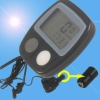 LCD Bike Meter Speedometer Cycle Computer Odometer