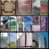 5*10 aluminium heavy duty expanded metal safety fence