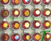 2012 popular rhinestones mesh net