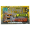 Latest Design Alloy Construction Truck Set